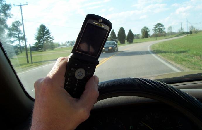 GSM achter het stuur