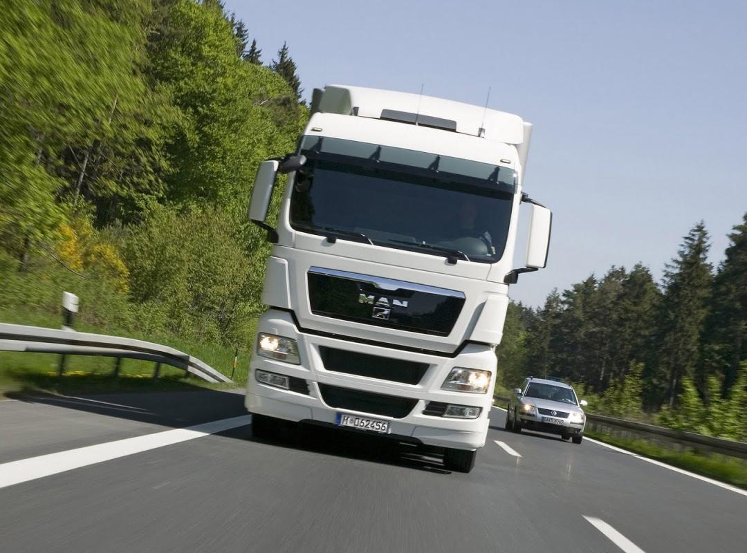 Keuring vrachtwagens
